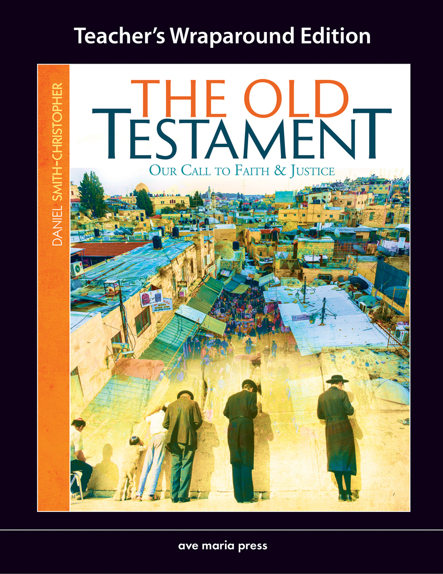 The Old Testament (Teacher's Manual)[PDF License]