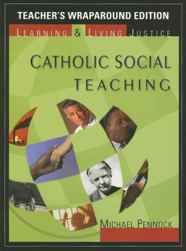 Catholic Social Teaching (Teacher's Manual)[PDF License]