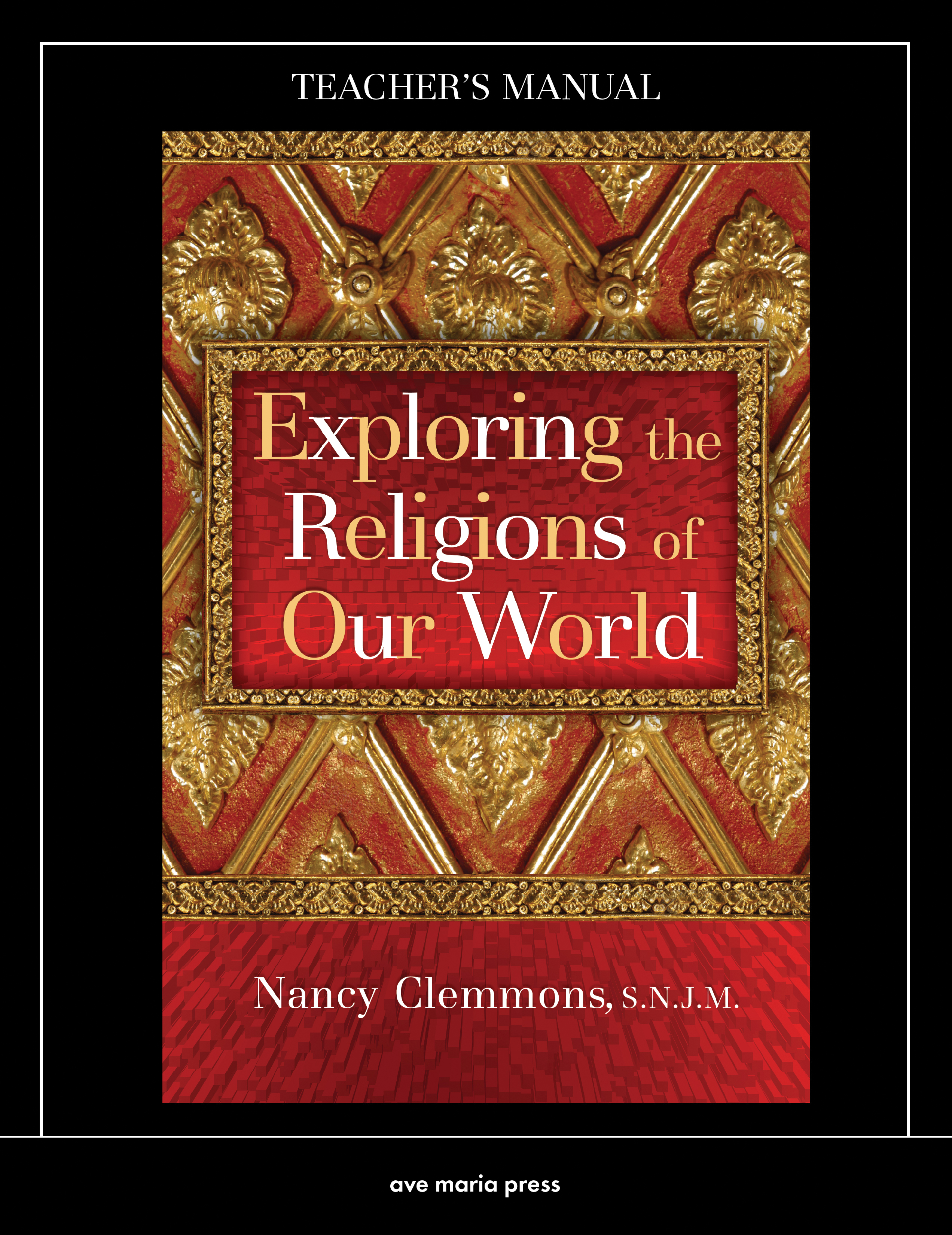 Exploring the Religions of Our World (Teacher's Manual) [PDF License]