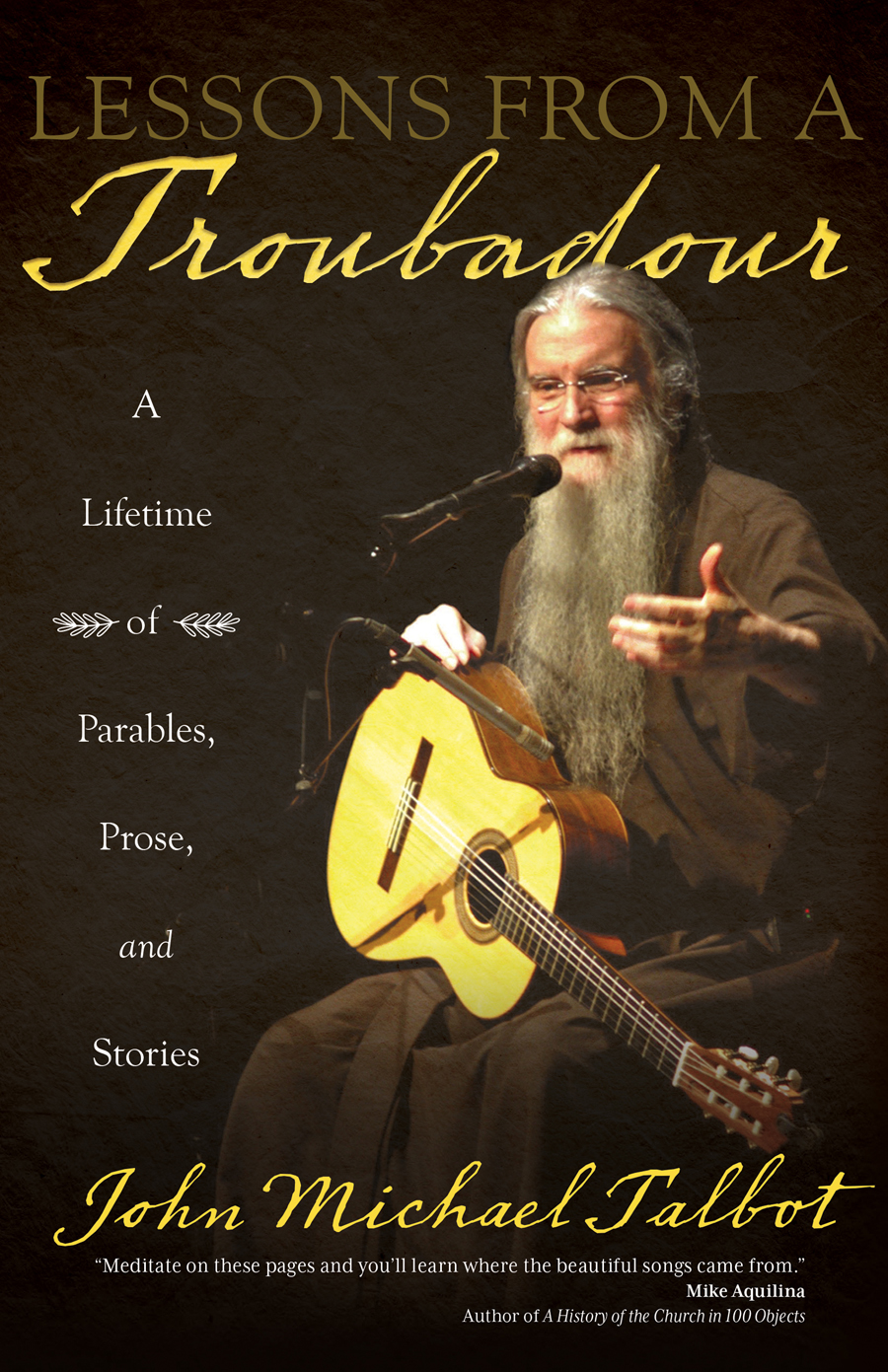 Lessons from a Troubadour