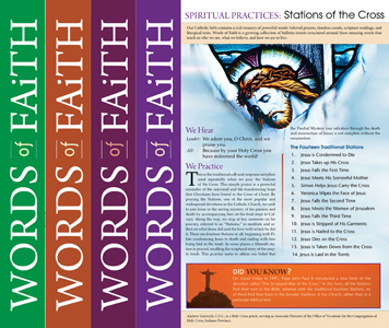 Words of Faith: Spiritual Practices (Complete Set) [PDF License]