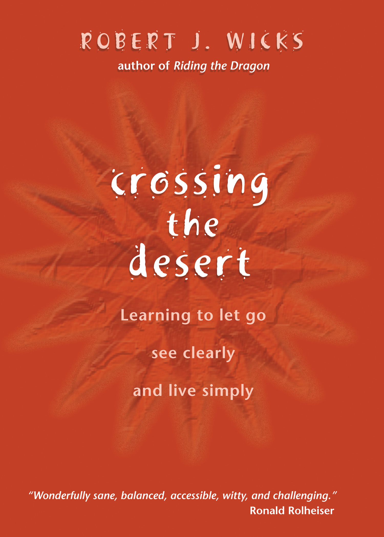 Crossing the Desert