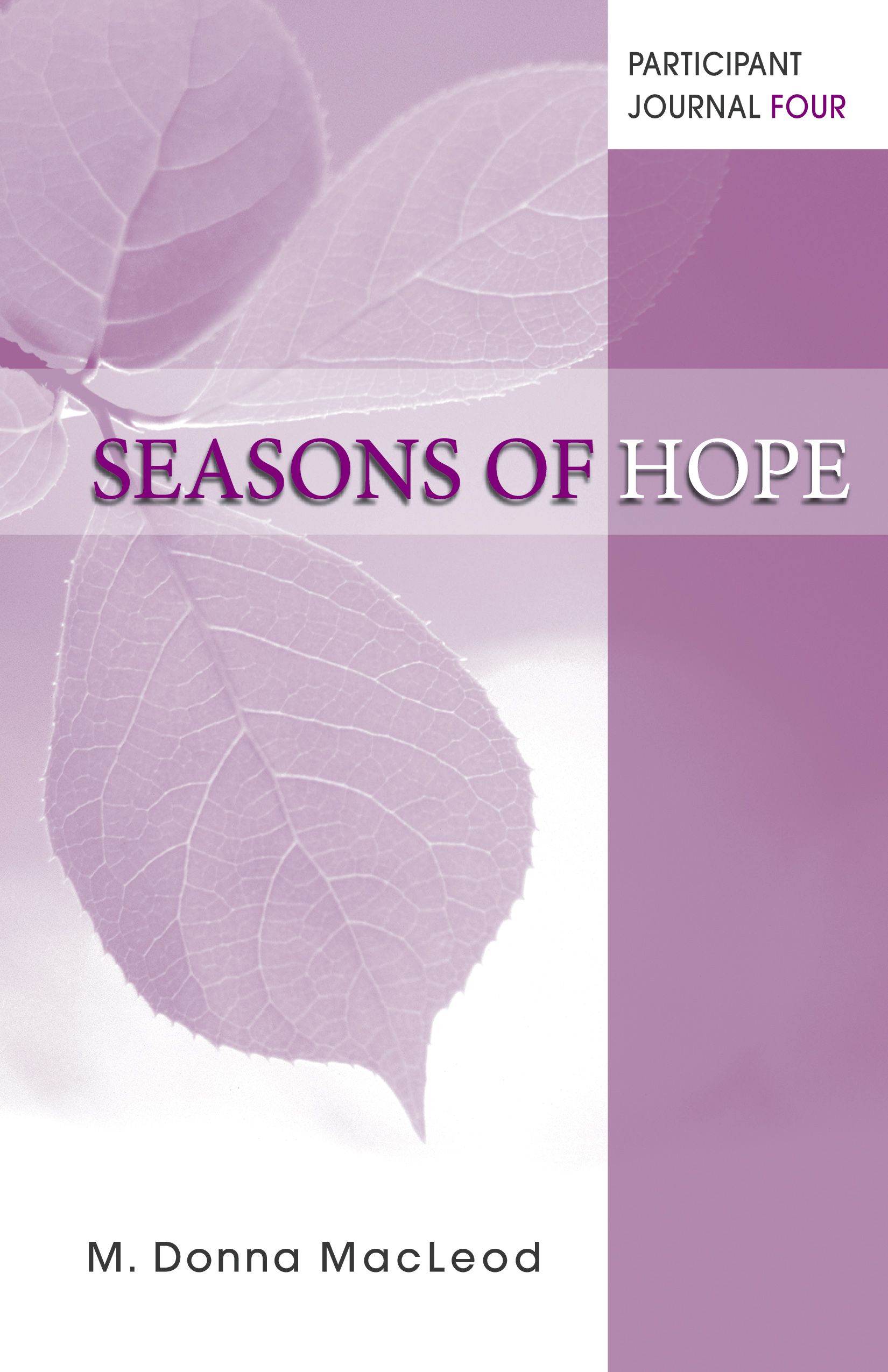 Seasons of Hope Participant Journal 4