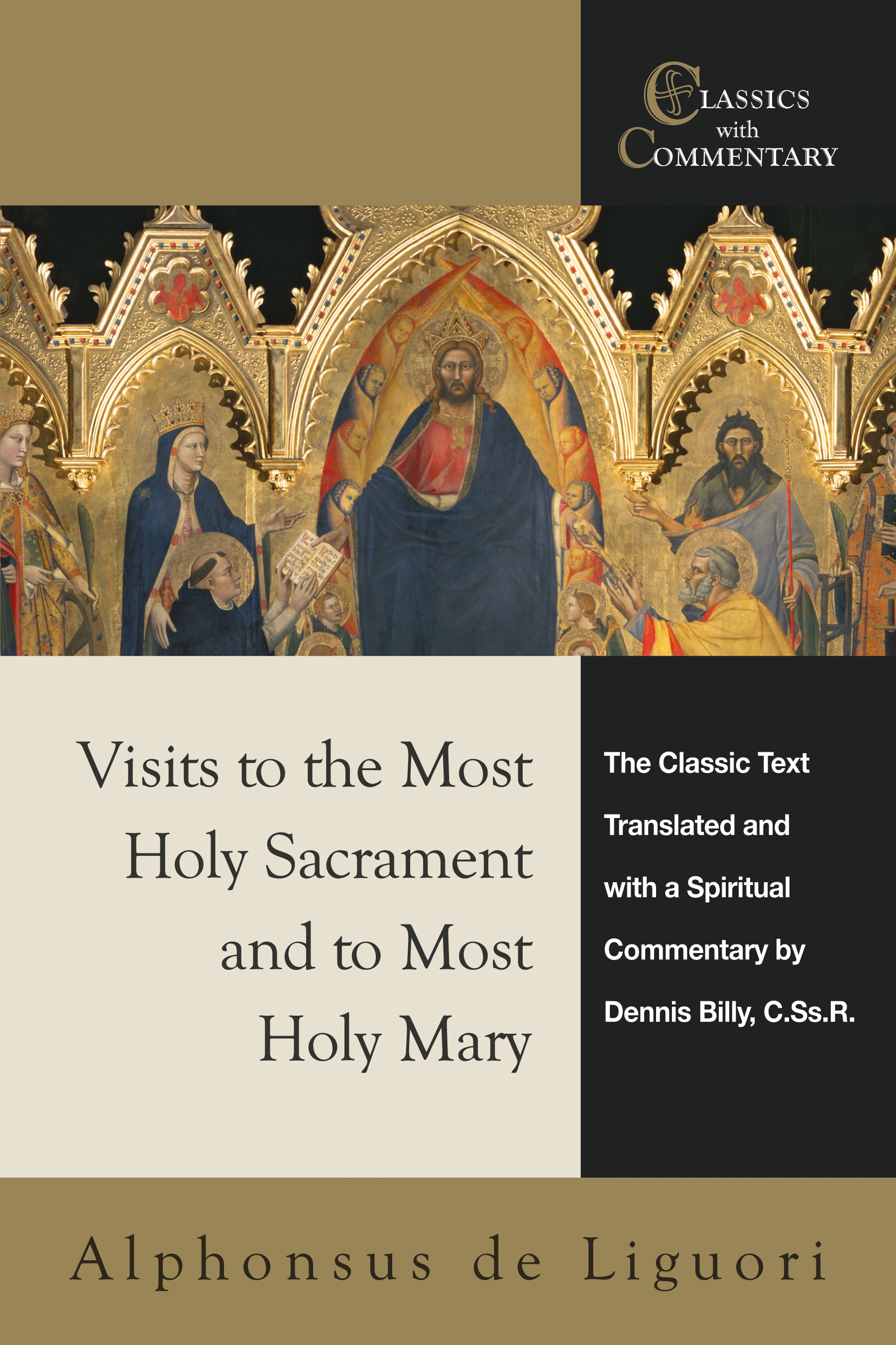 Visits to the Most Holy Sacrament and to Most Holy Mary