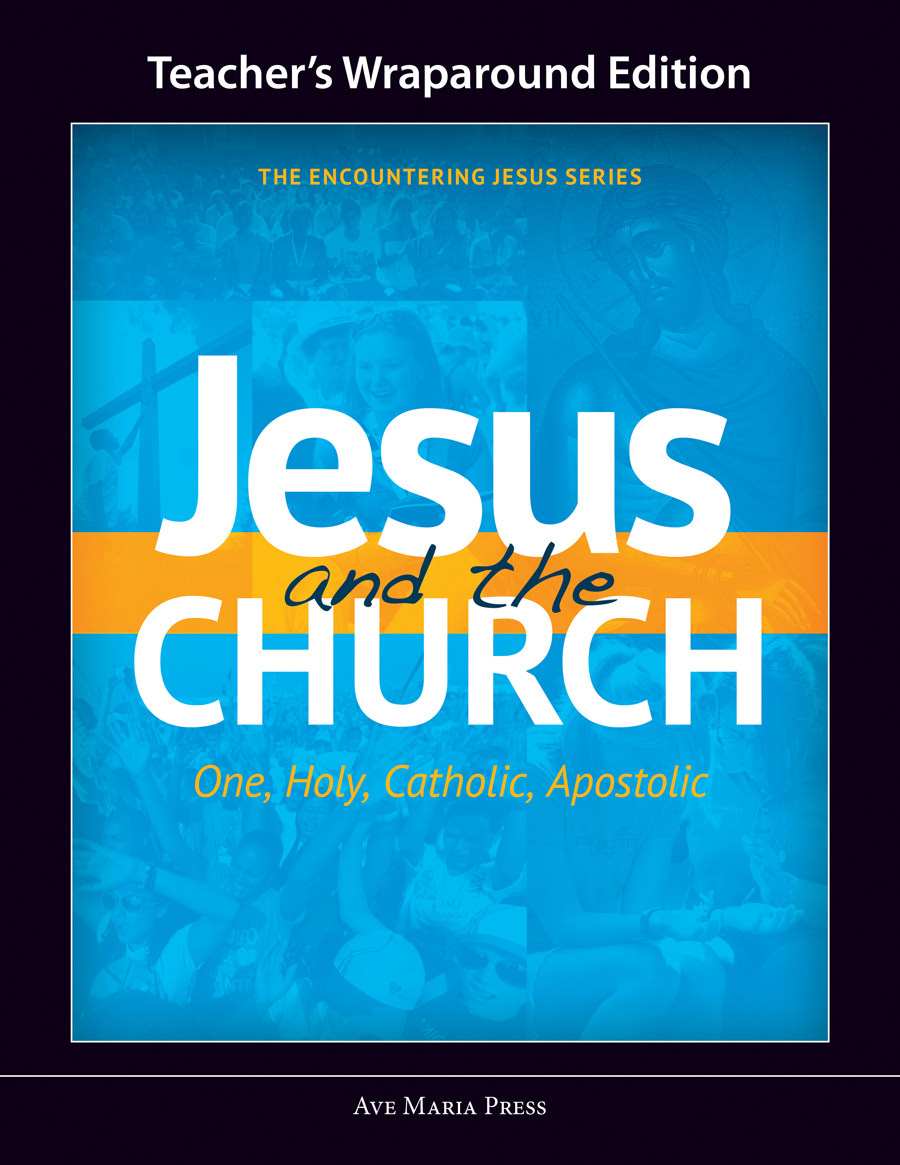 Jesus and the Church (Teacher's Manual) [PDF License]