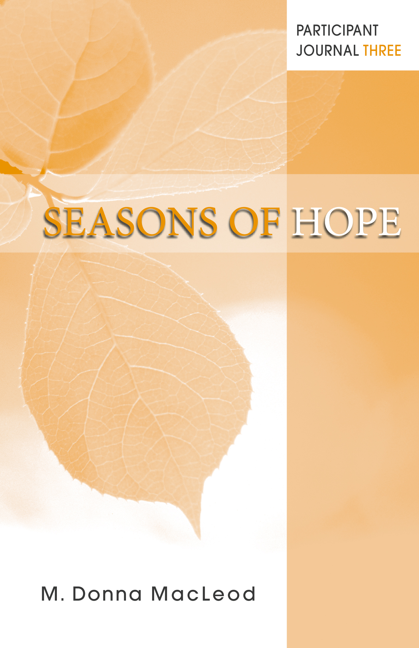 Seasons of Hope Participant Journal 3