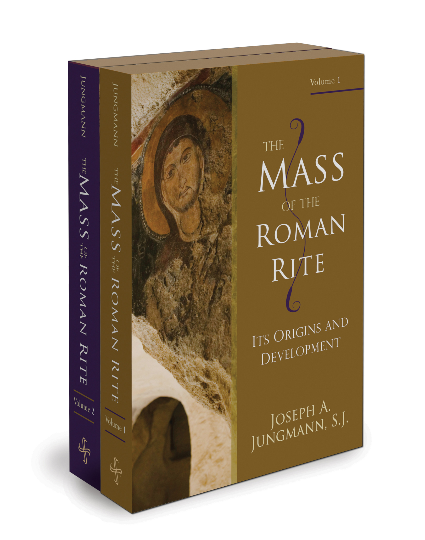 The Mass of the Roman Rite (2-Volume Set)