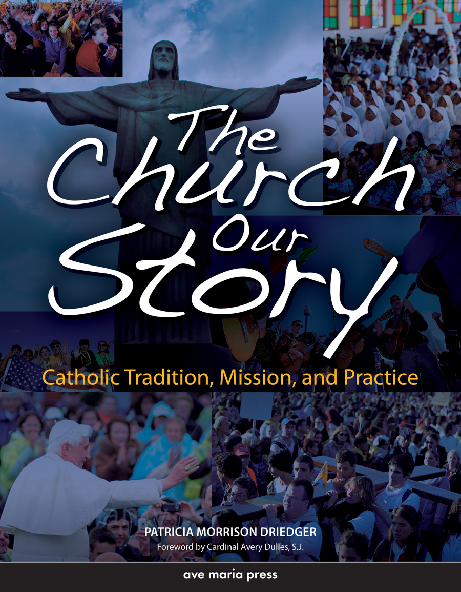The Church Our Story (Student Text)