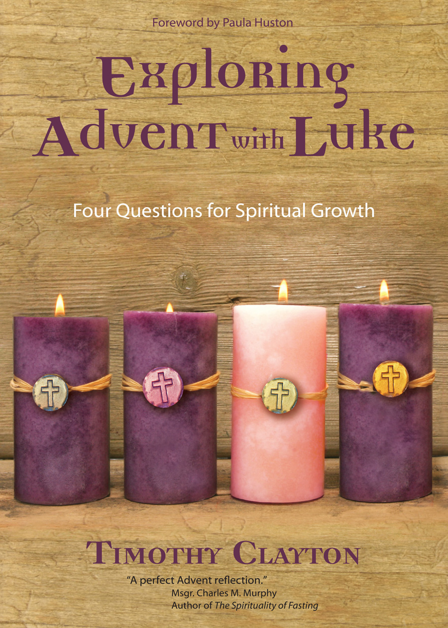 Exploring Advent with Luke