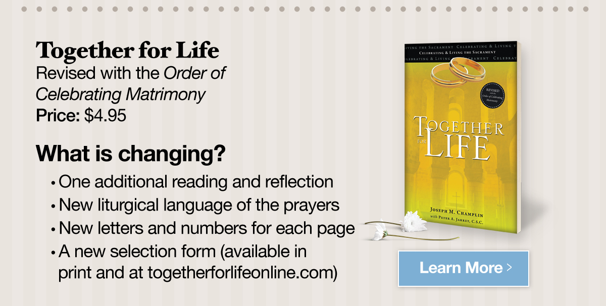 Revised Edition - Together for Life
