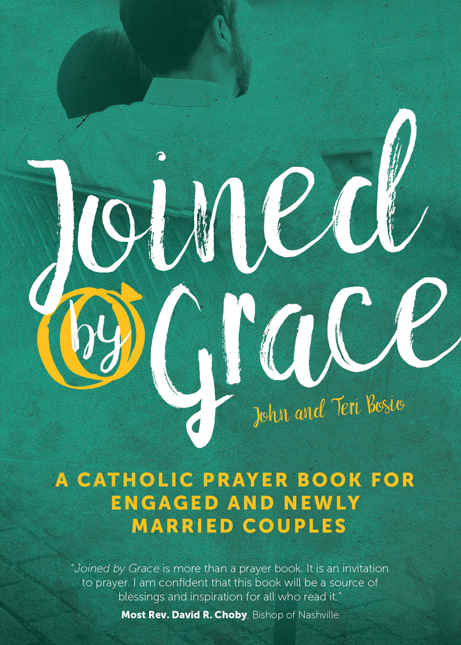 Joined by Grace: A Catholic Prayer Book for Engaged and