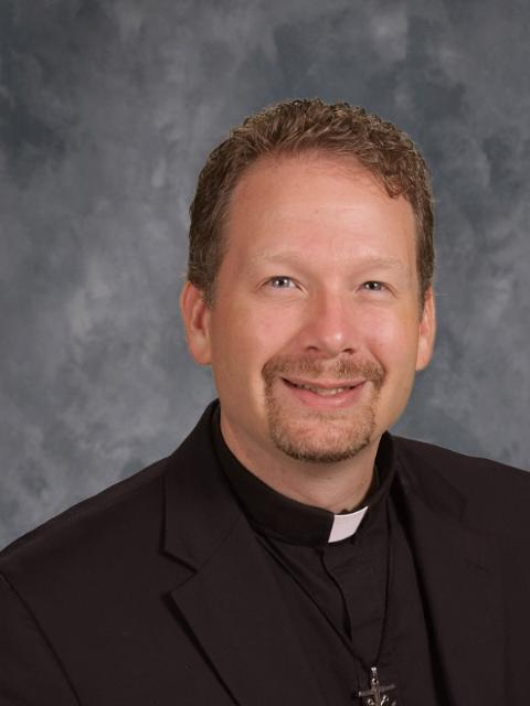 Holy Cross Father Neil Wack, C S C , Receives Distinguished Pastor