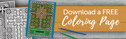 Get a Free Catholic Coloring Page for Adults | Ave Maria Press