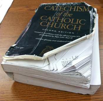 Catechism Scavenger Hunt