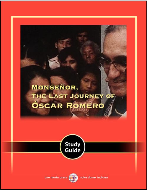 Oscar Romero Study Guide